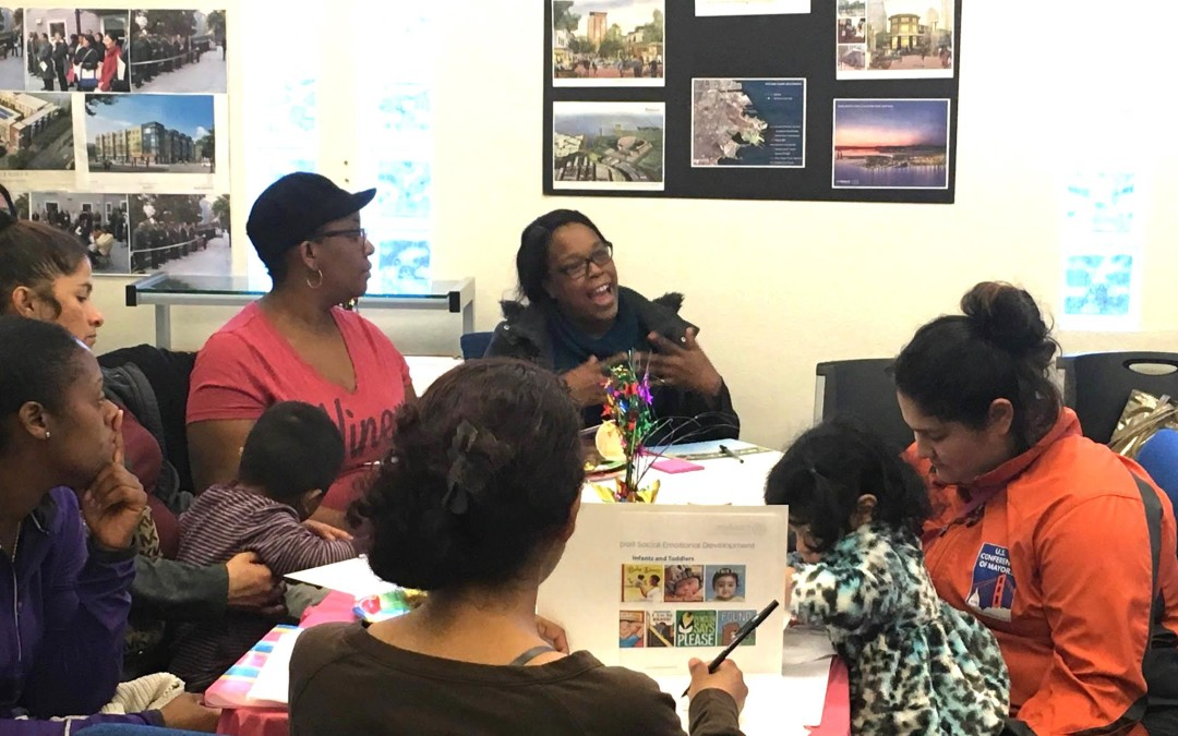 Bayview Parent Cafe Brings Community, Families Together