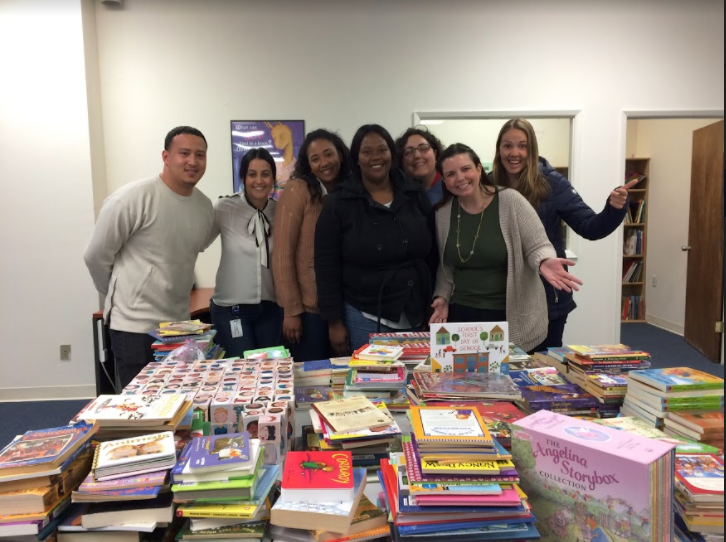 Indeed Hosts Book Drive to benefit Tandem
