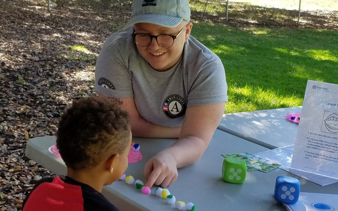 My Life as an AmeriCorps VISTA Member with Tandem