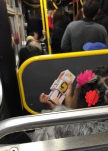 StoryBlocks on the Bus