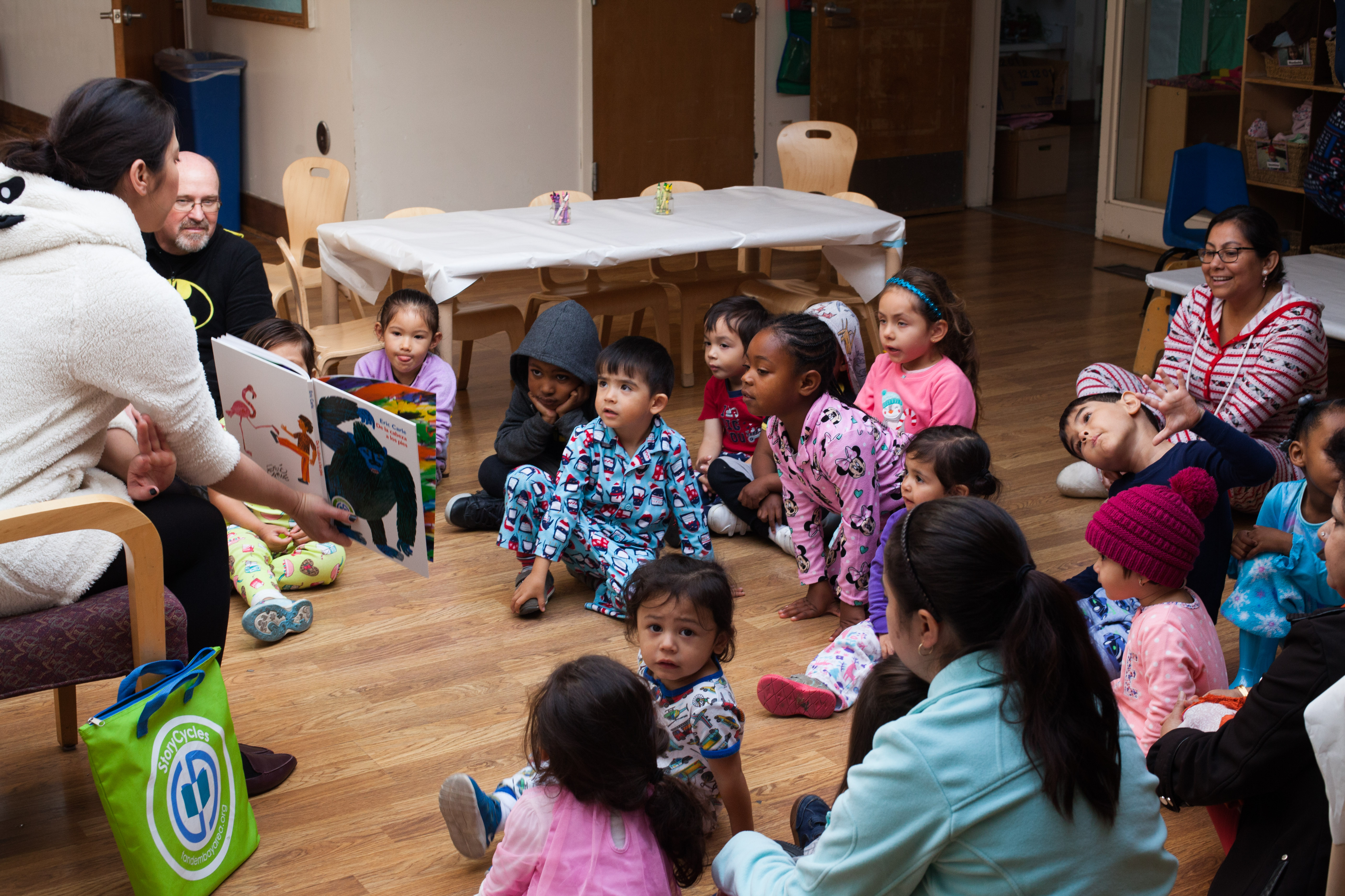 StoryCycles Program - Tandem, Partners in Early Learning